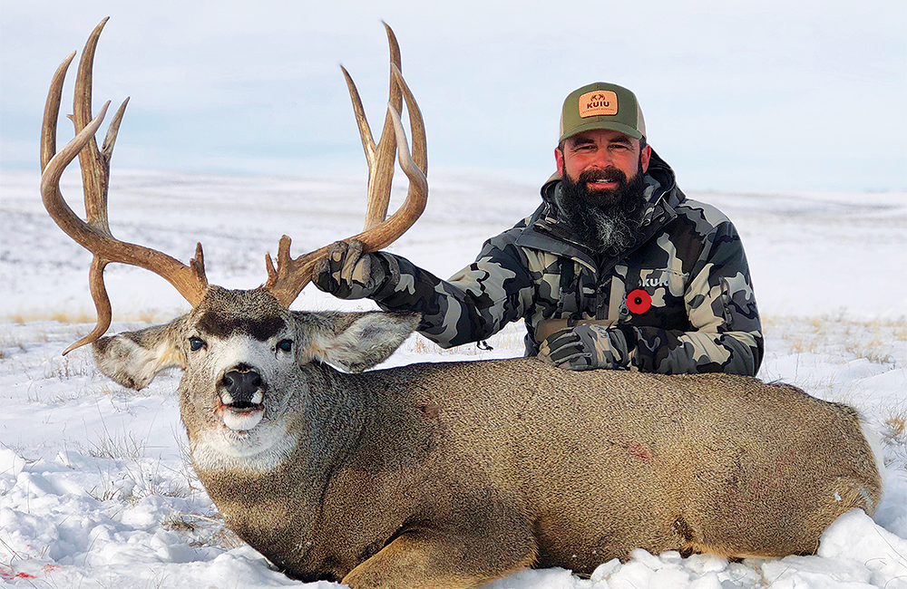 Good Things Come To Those Who Wait Last Saturday I Harvested The Buck Of A Lifetime Big Game